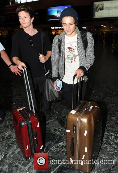 Bradley Simpson and Connor Ball 1