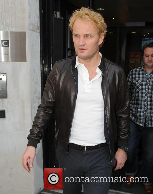 Jason Clarke at BBC Radio 2