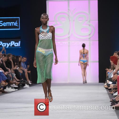 Mercedes-benz Fashion Week Madrid, Bloomers, Bikini and Catwalk 7