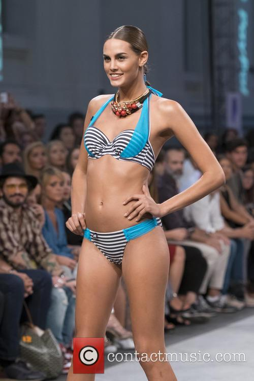 Mercedes-benz Fashion Week Madrid, Bloomers, Bikini and Catwalk 10