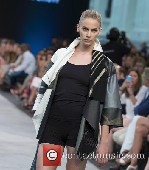 Mercedes-benz Fashion Week Madrid, Gilles Ricart and Catwalk 7