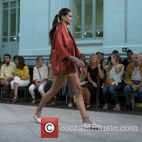 Mercedes-benz Fashion Week Madrid, Gilles Ricart and Catwalk 11