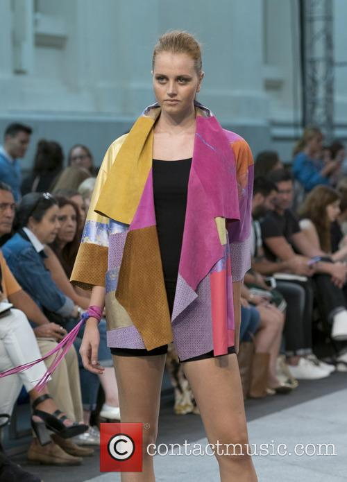 Mercedes-Benz Fashion Week Madrid - Gilles Ricart -...