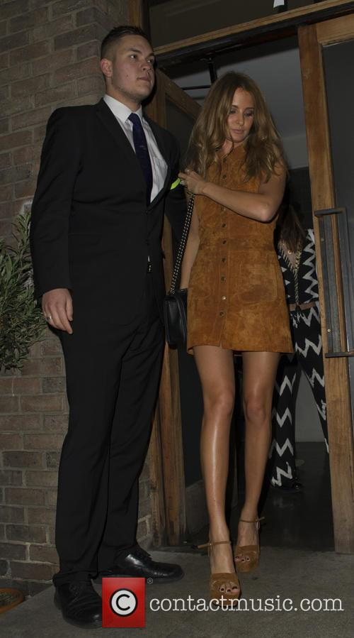 Millie Mackintosh's book launch
