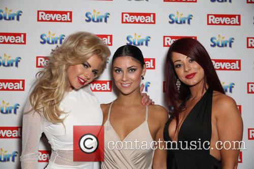 Hannah Elizabeth, Jessica Hayes and Cally Jane Beech 3