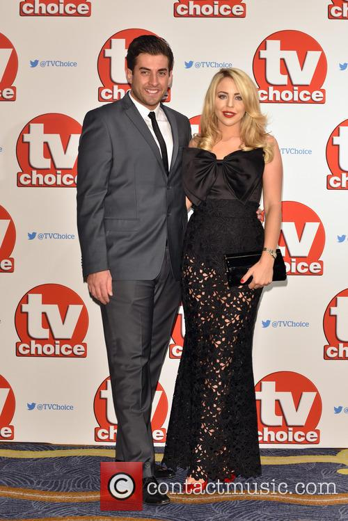 James Argent and Lydia Bright 2
