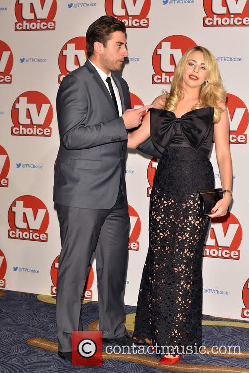 James Argent and Lydia Bright 1