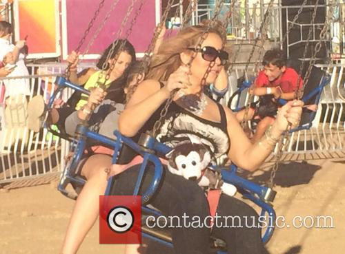 Mariah Carey and Moroccan Cannon 3