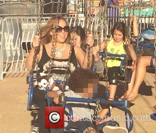 Mariah Carey and Moroccan Cannon 8