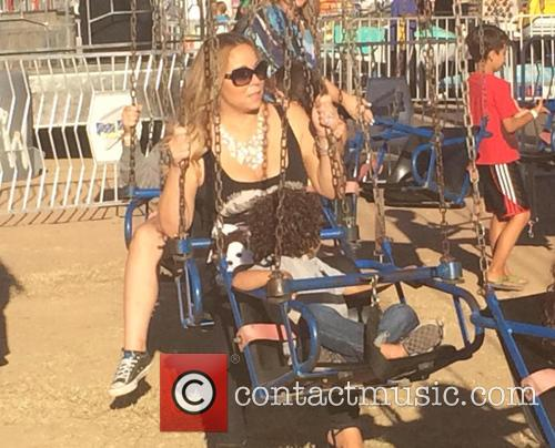 Mariah Carey and Moroccan Cannon 10