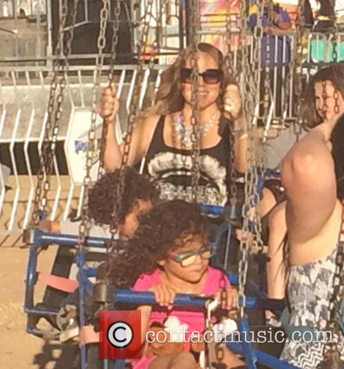 Mariah Carey and Moroccan Cannon 11