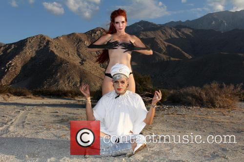 Phoebe Price and Sham Ibrahim 5