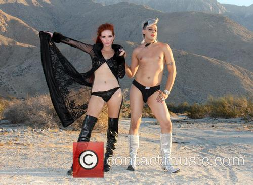 Phoebe Price and Sham Ibrahim 8