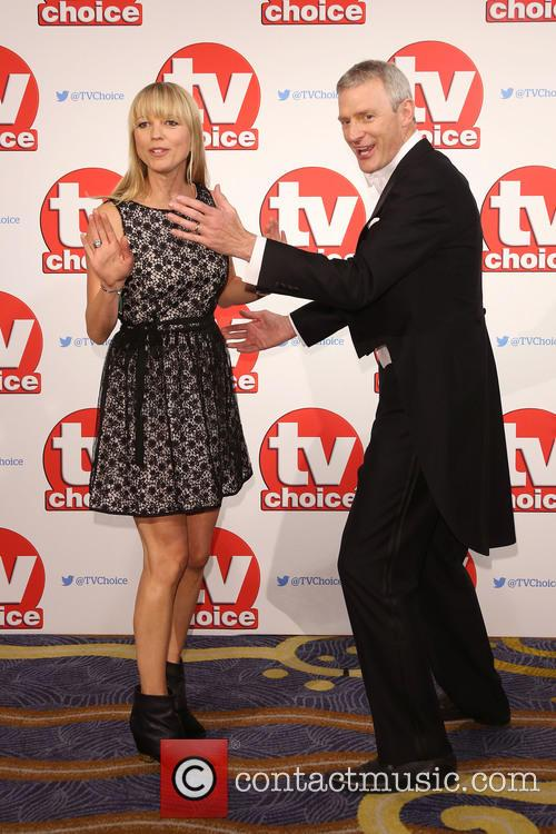 Sara Cox and Jeremy Vine 1