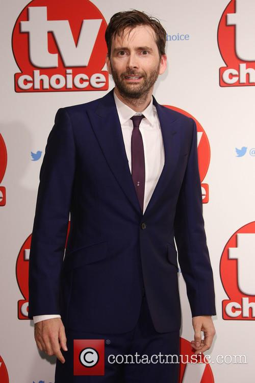 David Tennant Says Jodie Whittaker's Gender Will Be