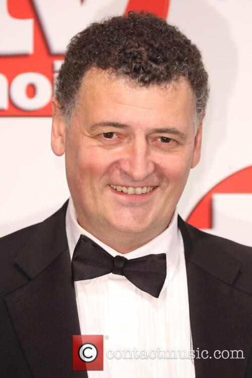 Steven Moffat is the current showrunner on 'Doctor Who'