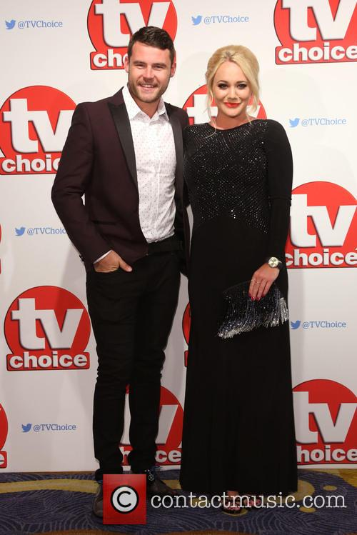 Danny Miller and Kirsty Lee Porter 1