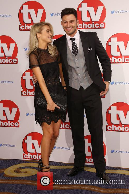 Danielle Fogarty and Jake Quickenden 2