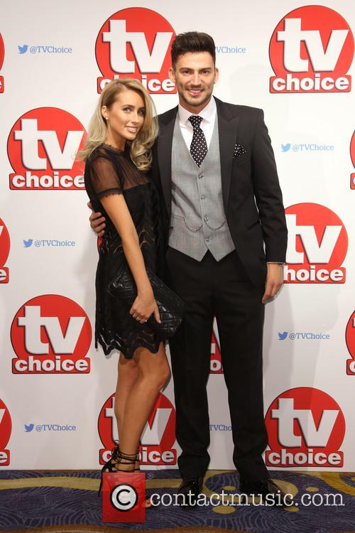 Danielle Fogarty and Jake Quickenden 1