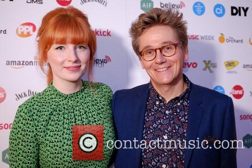 Alice Levine and John Kennedy