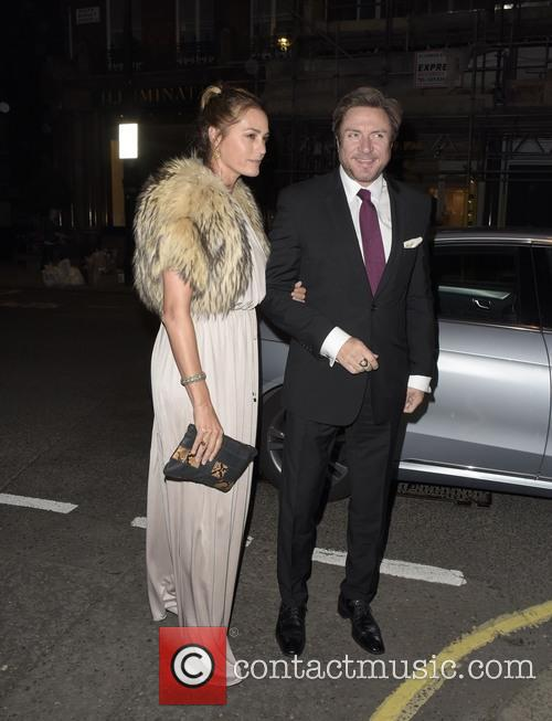 Yasmin Le Bon and Simon Le Bon 2
