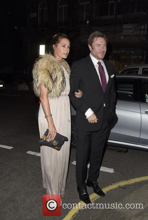 Yasmin Le Bon and Simon Le Bon 3