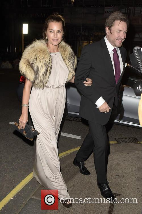 Yasmin Le Bon and Simon Le Bon 7