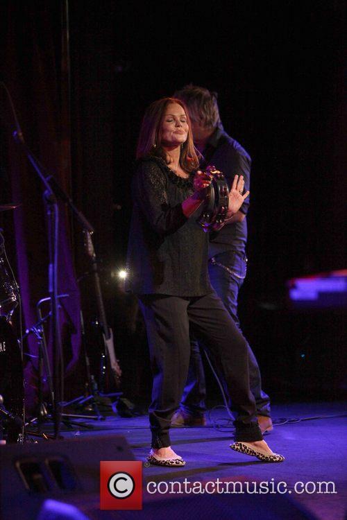 Belinda Carlisle in concert