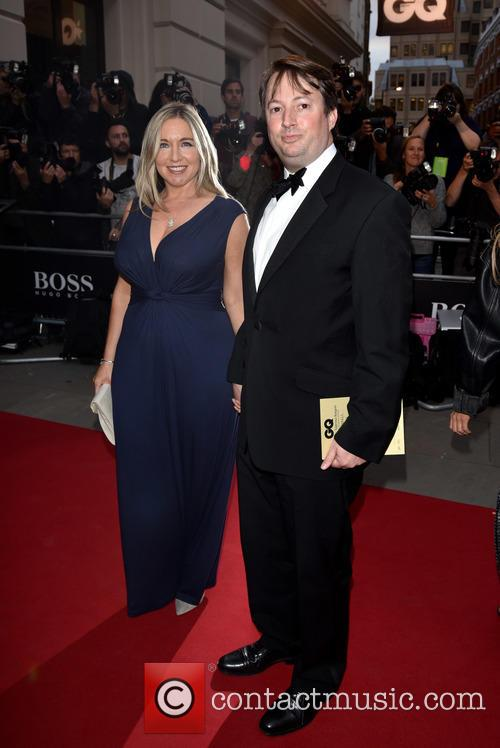 David Mitchell and Victoria Coren Mitchell 2