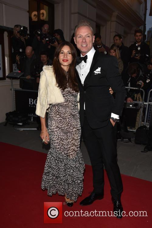 Gary Kemp and Lauren Barber 1