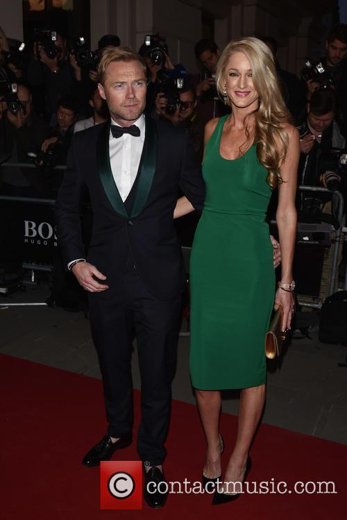 Ronan Keating and Guest 1