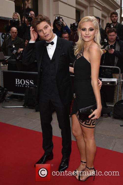 Pixie Lott and Oliver Chershire 3