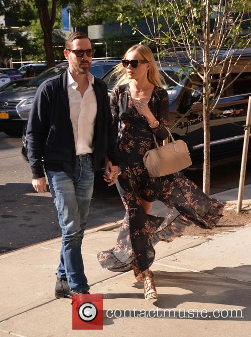 Kate Bosworth and Micheal Polish out and about...