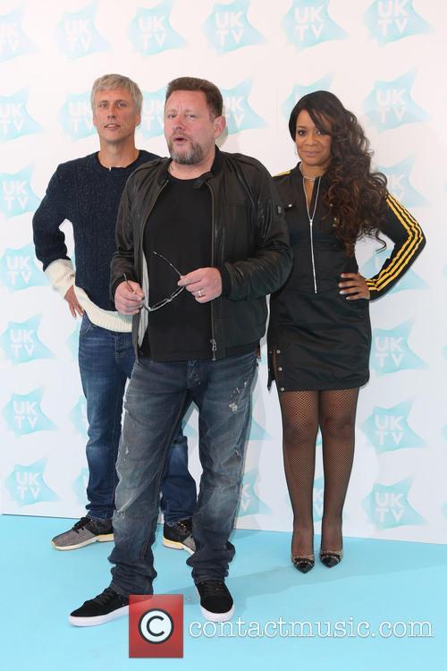 Bez, Shaun Ryder and Rowetta Idah 1