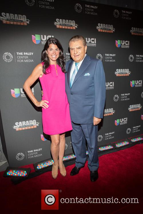Maureen J. Reidy and Don Francisco 2