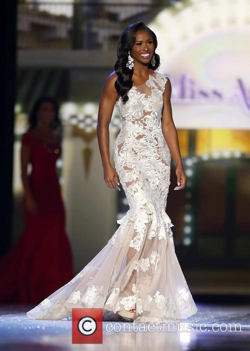 Miss South Carolina Daja Dial 1