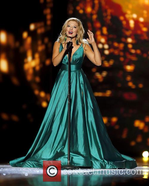 Miss Iowa Taylor Wiebers 2