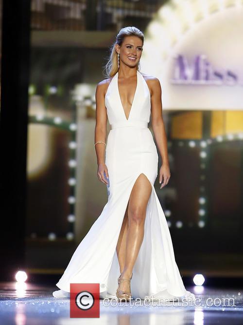 Miss California Bree Morse 2