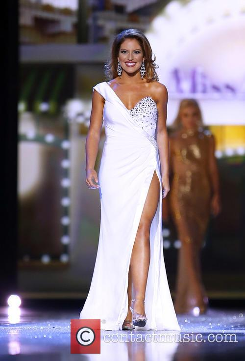 Miss New Jersey Lindsey Giannini 1