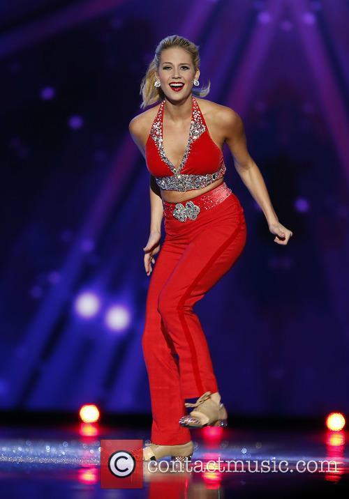 Miss North Carolina Kate Peacock 1