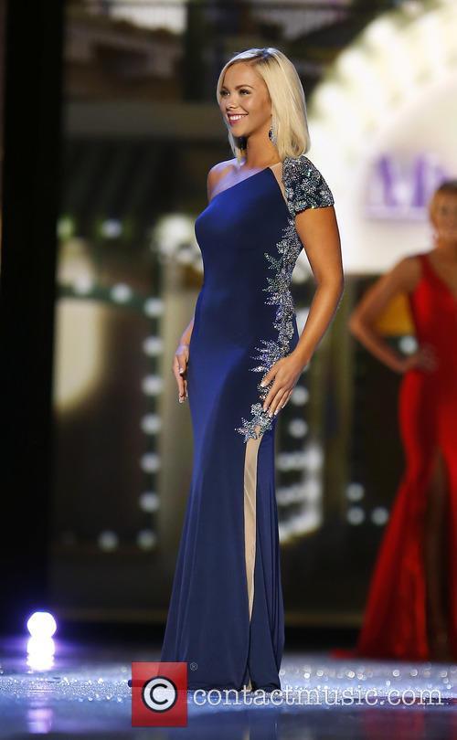 Miss Ohio Sarah Hider 1