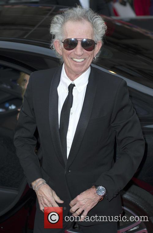 Keith Richards 1