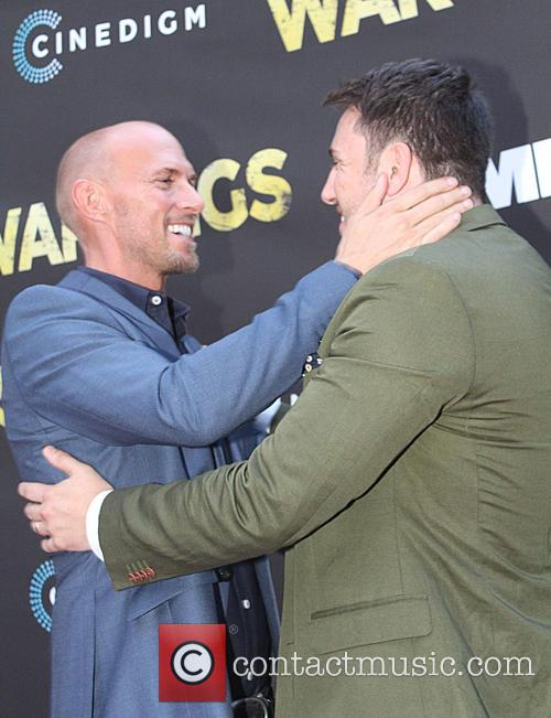 Luke Goss and K.c. Clyde 2