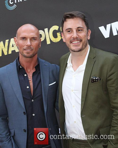 Luke Goss and K.c. Clyde 3