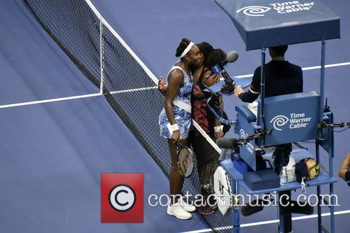 Venus Williams and Serena Williams 2