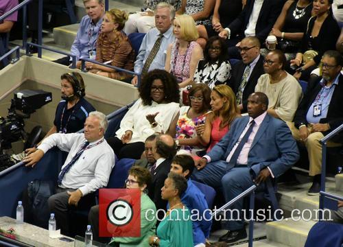 Oprah Winfrey and Gail King 3
