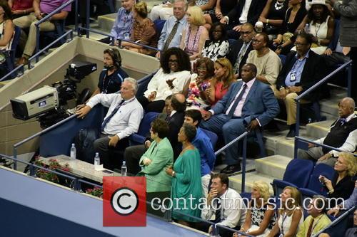 Oprah Winfrey and Gail King 5