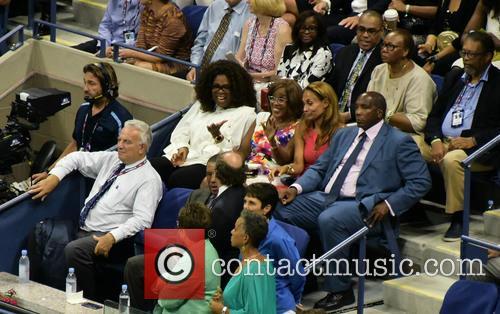 Oprah Winfrey and Gail King 1