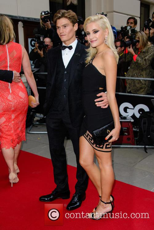 Oliver Cheshire and Pixie Lott 3