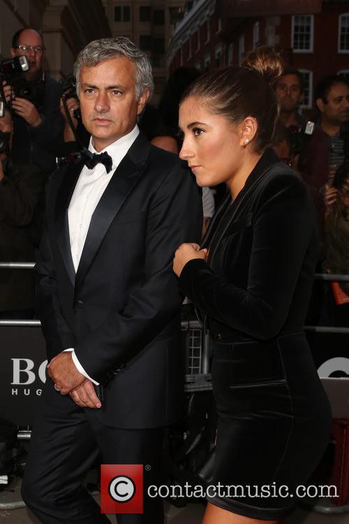 Jose Mourinho and Matilde Mourinho 1